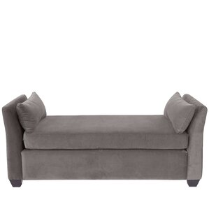Alcor Velvet Daybed by Willa Arlo Interiors Image