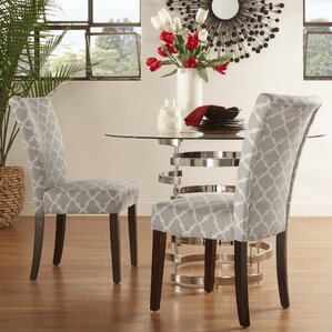 lea parsons chair set of 2