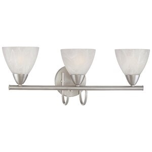 Sheldrake 3-Light Vanity Light