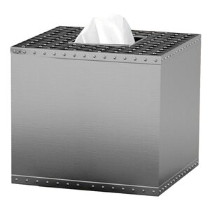 Platinum Boutique Tissue Box Cover