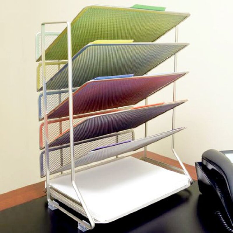 rebrilliant office desk organizer & reviews | wayfair