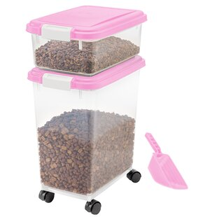 Pink Food Storage Youll Love Wayfair