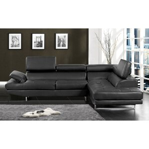 Connor Reclining Sectional Collection by Hokku Designs