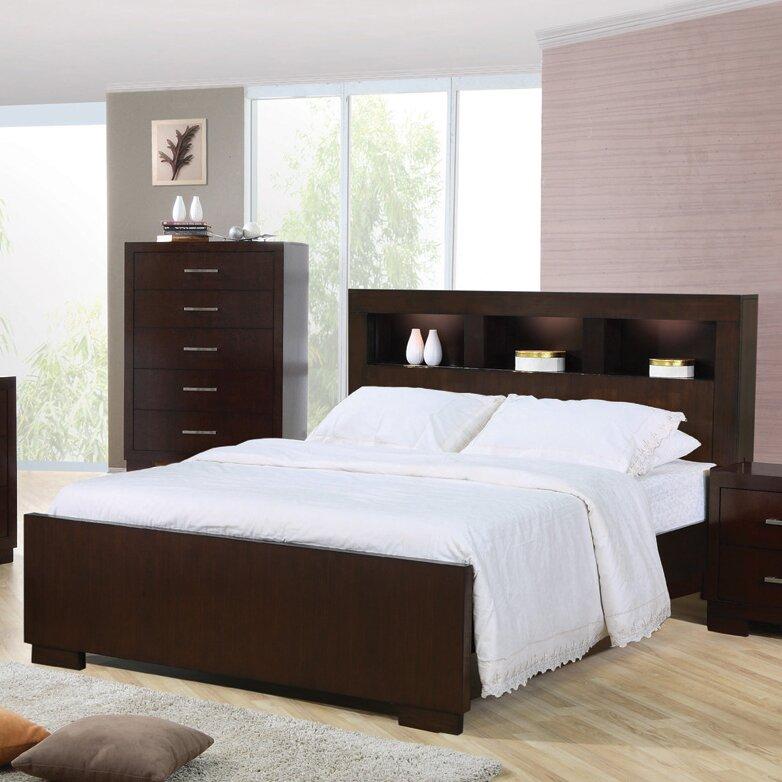 experience storage platform bed