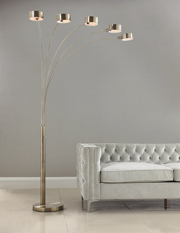 - Arched Floor Lamps You'll Love Wayfair