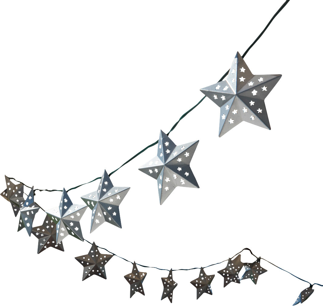 Smart Solar 20 Light Star String Lights Reviews Wayfair Wiring Two Switches On The Same Circuit Lightsjpg