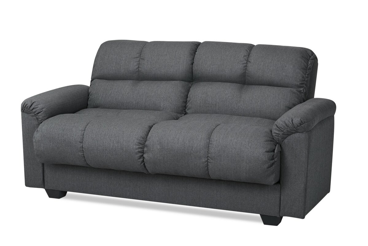 leader lifestyle cate 2 seater clic clac sofa bed. Black Bedroom Furniture Sets. Home Design Ideas