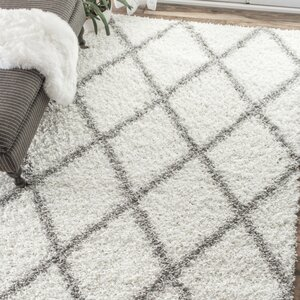 Colona Off-White/White Area Rug