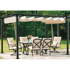 replacement canopy for summer house pergola - Sunjoy Gazebo