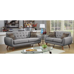 living room sets modern. Takeo 2 Piece Living Room Set Modern Sets  AllModern