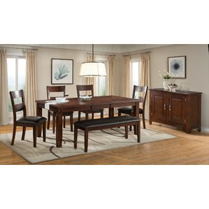 Viola Heights Extendable Dining Table by Vilo Home Inc.