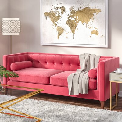 Willa Arlo Interiors Mishti Sofa & Reviews | Wayfair