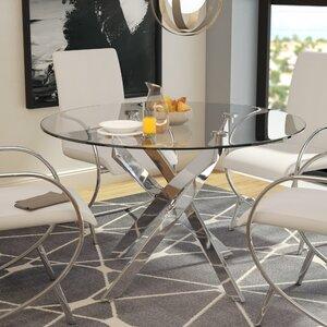 Glass Kitchen & Dining Tables | Joss & Main