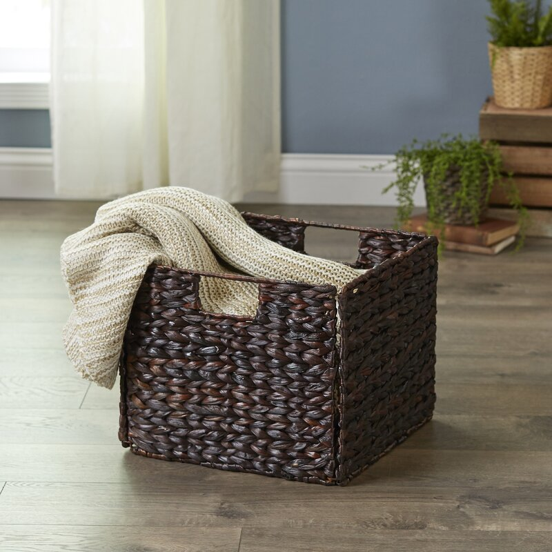 How To Weave A Basket From Banana Leaves : Birch lane banana leaf woven basket reviews