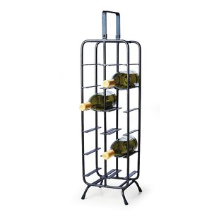 Lemuel 12 Tabletop Wine Rack