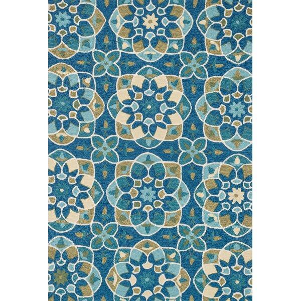 Awesome Loloi Rugs Francesca Hand Woven Blue Area Rug U0026 Reviews   Wayfair