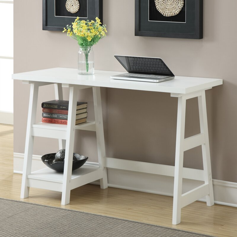 Zipcode Design Georgette Writing Desk Reviews Wayfair