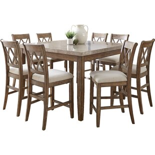 Clearmont 9 Piece Dining Set