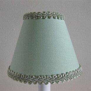 Sage green lamp shade wayfair sage simplicity 11 fabric empire lamp shade aloadofball Gallery