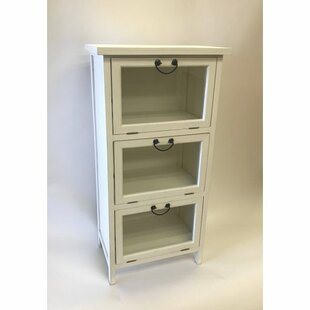 Houston 3 Drawer Accent Cabinet