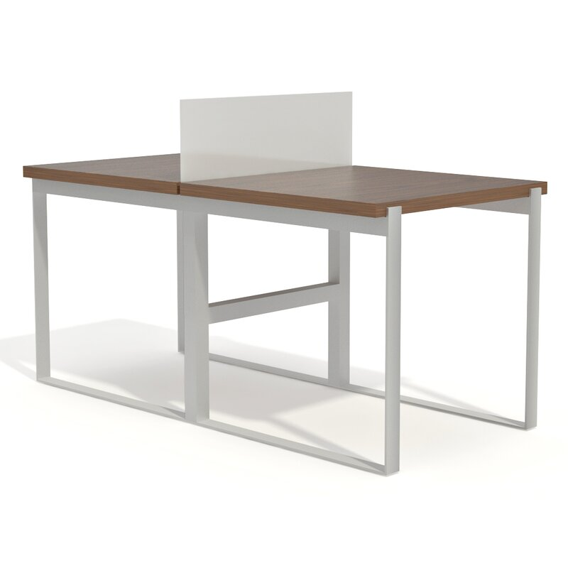 Palmieri Flex 2 Person Workstation Wayfair