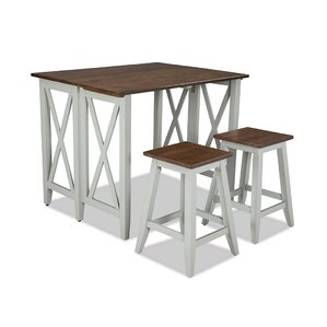 Small Space Living Pub Table