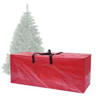 christmas clean up holiday tree storage bag - Christmas Decoration Storage Containers