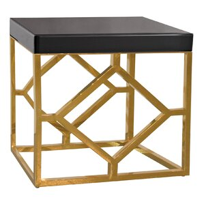 Tathana Contemporary Rectangle Coffee Table by Willa Arlo Interiors