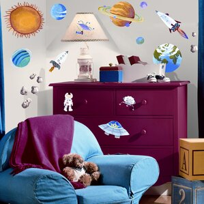 Studio Designs Outer Space Wall Decal Part 64