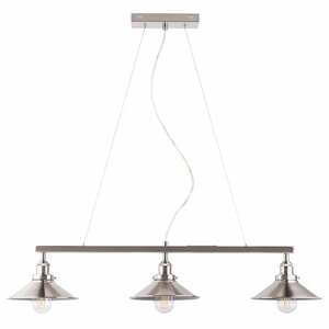 Montreal 3-Light LED Kitchen Island Pendant