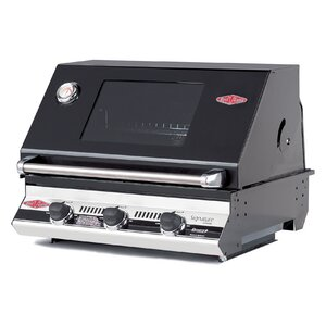 Signature Series BBQ 3-Burner Built-In Propane Gas Grill