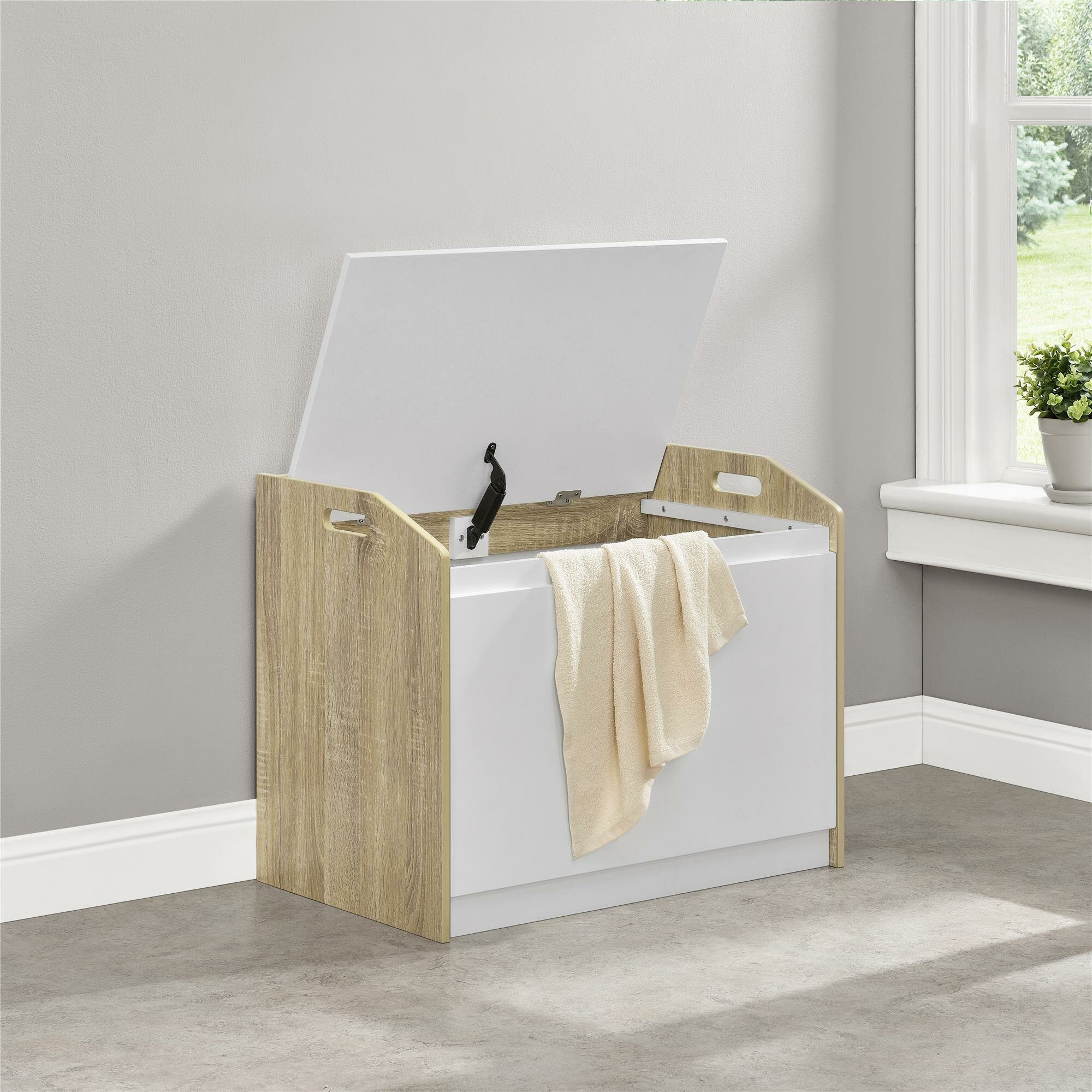 Mercury Row Laundry Hamper | Wayfair