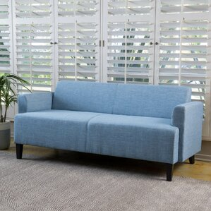 Savannah Fabric Sofa by Latitude Run