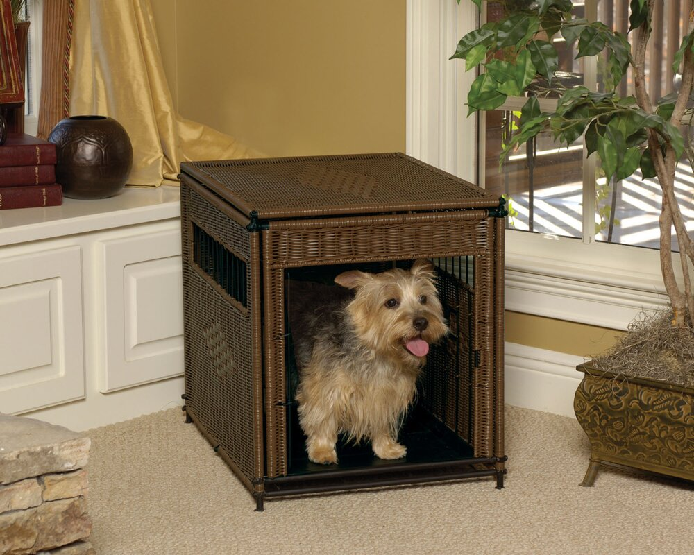 Mr. Herzher's Pet Crate & Reviews   Wayfair