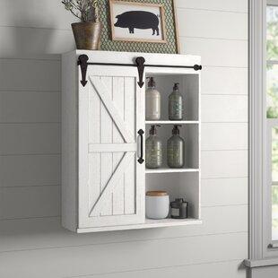 . Wall Mounted Bathroom Cabinets You ll Love in 2019   Wayfair
