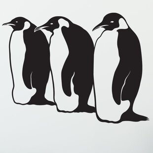 Penguin Wall Decal & Penguin Wall Decals | Wayfair
