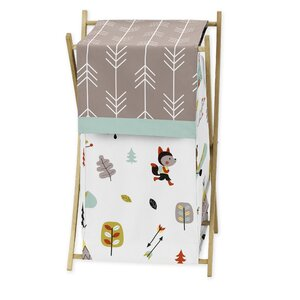 Outdoor Adventure Laundry Hamper