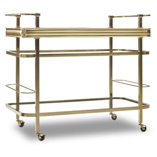 Highland Park Bar Cart