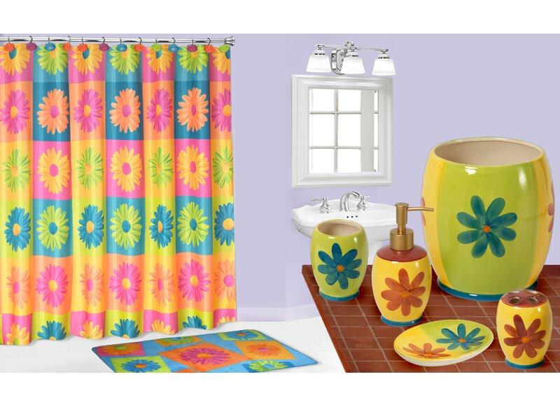 Crazy Daizy Complete 19 Piece Bathroom Accessory Set