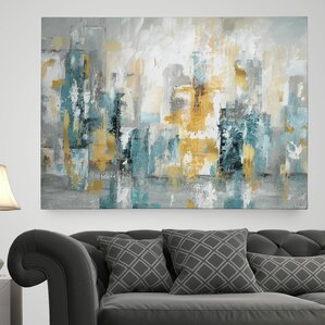 Abstract Wall Art abstract paintings & abstract wall art you'll love | wayfair