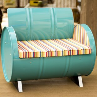 Outer Banks Arm Chair With Cushions