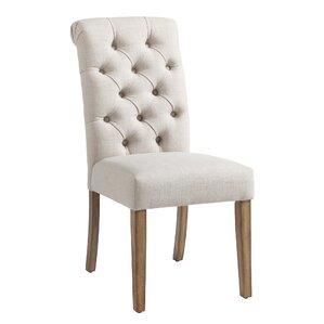 Plourde Parson Chair (Set of 2) by One Allium Way