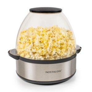 Stir Pop Popcorn Maker