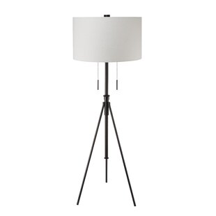 Modern tripod floor lamps allmodern save to idea board aloadofball Images