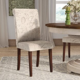 LaSalle Upholstered Dining Chair (Set of 2)