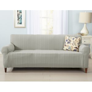 Darla Box Cushion Sofa Slipcover by Ho..