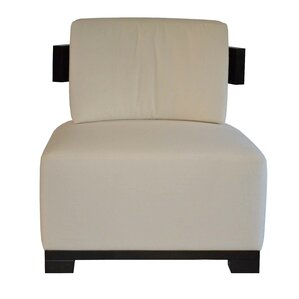 Conrad Slipper Chair by Indo Puri