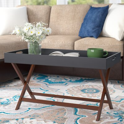Lockheart Coffee Table With Removable Tray