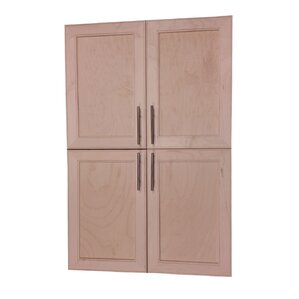 Village Kitchen Pantry by WG Wood Products