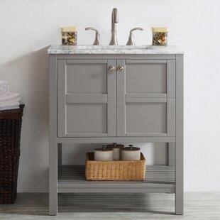 Modest Vanity For Bathroom Decoration Ideas